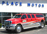 place ford towing rigs truck