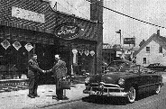 place motor ford webster mass 1939