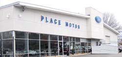 place motor ford truck sales trucks webster mass